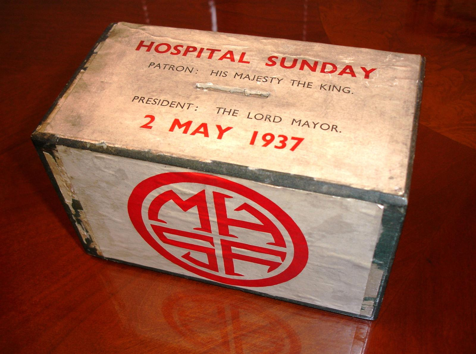 Hospital Sunday