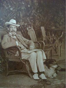 George Herring, philanthropist