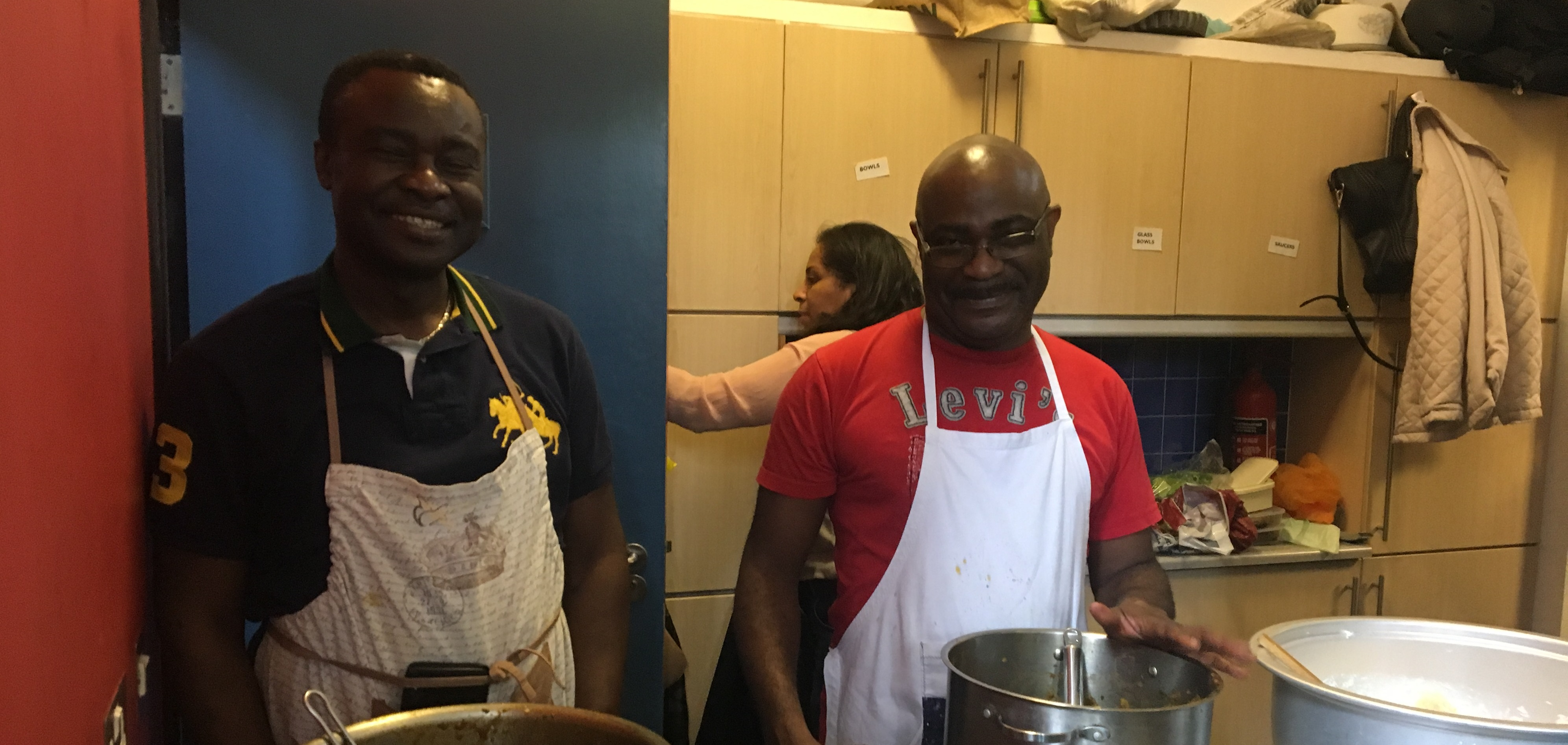 Our Friends In The North – A Visit To Hackney Migrant Centre