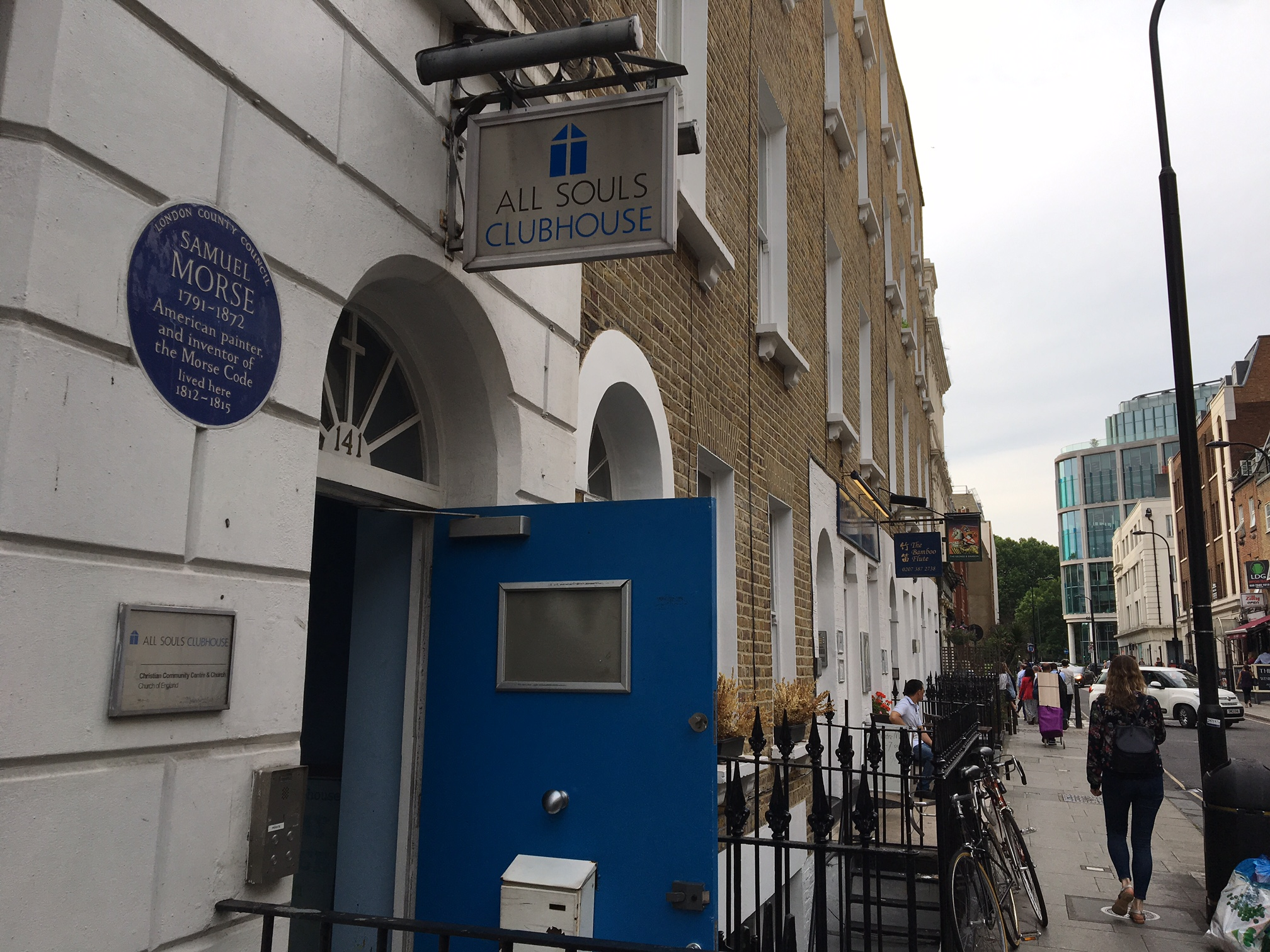 Stepping Into ASLAN's Den: Behind The Scenes At One Of London's Largest Homelessness Church Ministries